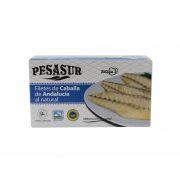 Makréla filé sós vízben 120g Pesasur