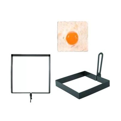 Tükörtojás forma, négyzet Ibili 824703