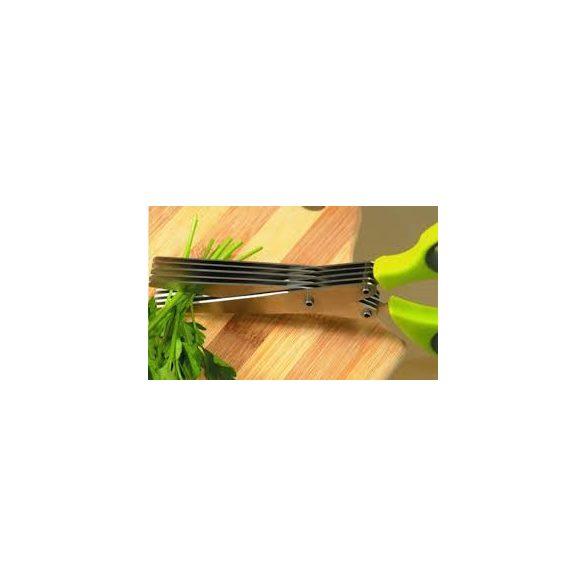 Fűszernövény aprító olló Ibili