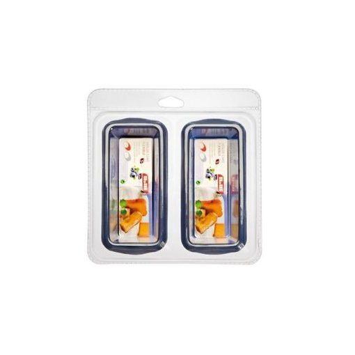Mini kenyérforma szilikon 2db-os Ibili 870024