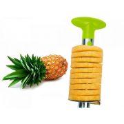 Ananász hámozó, szeletelő, inox Ibili