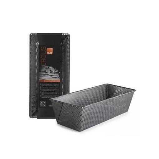 Lyukacsos 30cm-es kenyér és kalács sütőforma Ibili 835130