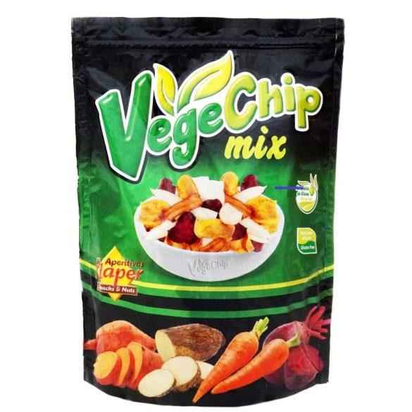 Vegyes zöldség chips MIX 70g VegeChip