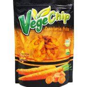 Sárgarépa (carrot) chips 70g VegeChip