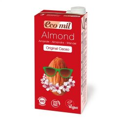 Mandulaital kakaós BIO 1l Ecomil
