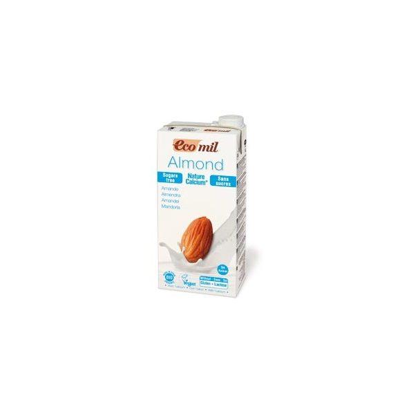 Mandulaital kálciummal BIO 1l Ecomil