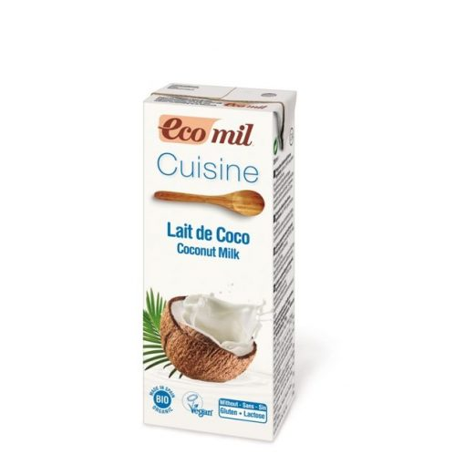 Kókuszkrém BIO 200ml Ecomil