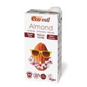 Mandulaital édesítő nélkül, vaníliás BIO 1l Ecomil