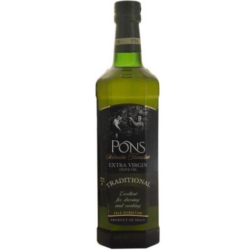 Extra szűz olívaolaj 1l PONS