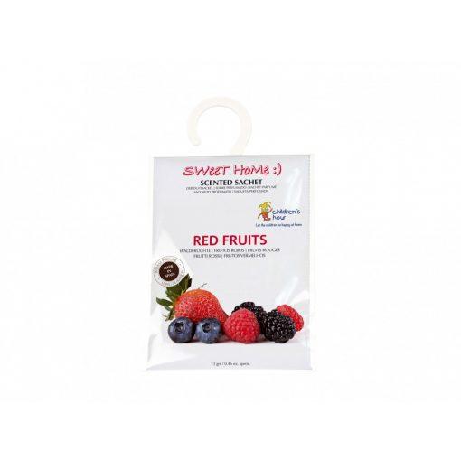 Illatosító tasak 13g erdei gyümölcs Sweet Home