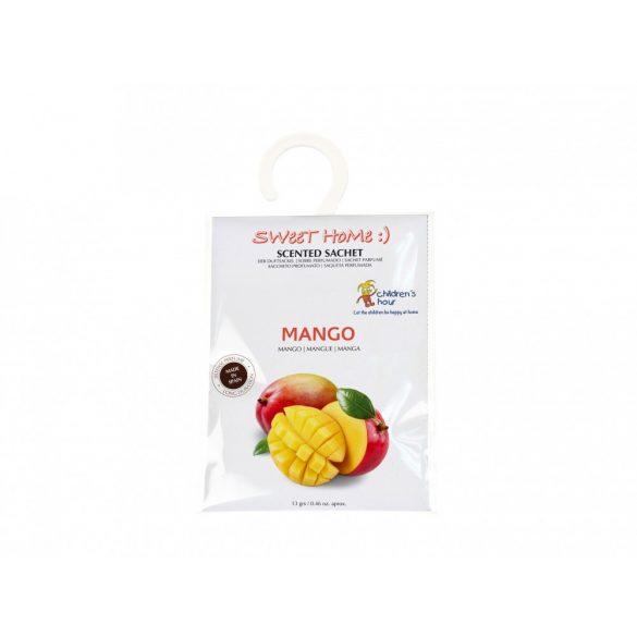 Illatosító tasak 13g mango Sweet Home