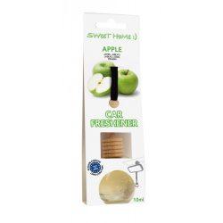 Autó illatosító 10ml alma Sweet Home