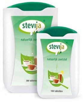 Stevia tabletta 300db Madal Bal