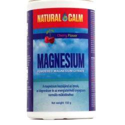 Magnézium-citrát por 150g cseresznyés Natural Calm