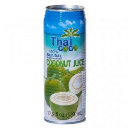 Kókuszvíz 100% 520ml Thai Coco