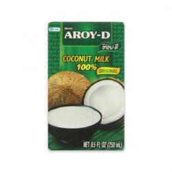 Kókusztej 100% 250ml Aroy-D