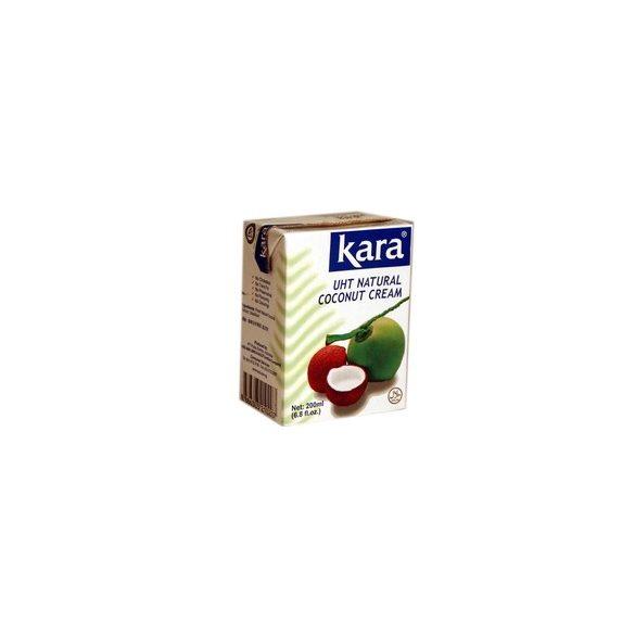 Kókuszkrém UHT 200ml kara