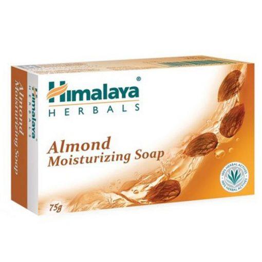Mandulás hidratáló szappan 75g Himalaya