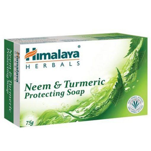 Nim és kurkuma bőrvédő szappan 75g Himalaya