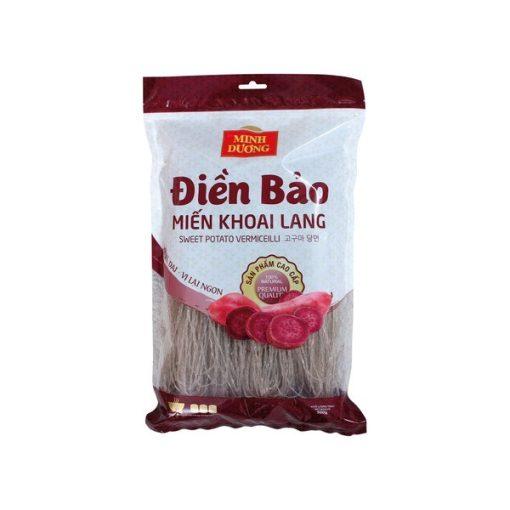 Édesburgonya (Batáta) tészta 500g Minh Duongh