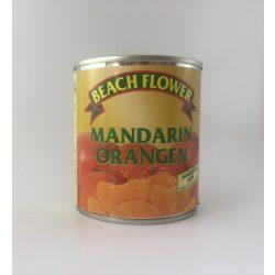 Mandarin narancs befőtt gyümölcslében 300g Beach Flower