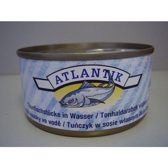 Tonhaldarabok vízben 185g Atlantik