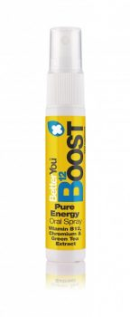 B12 BOOST Pure Energy szájspray 25ml