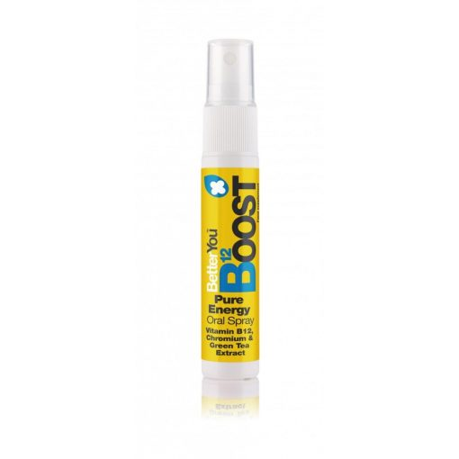 B12 BOOST Pure Energy szájspray 25ml