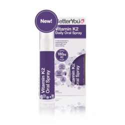 K2 vitamin szájspray 25ml BetterYou 30 napi adag