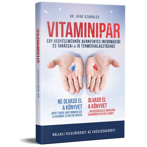 Dr. Bíró Szabolcs: Vitaminipar