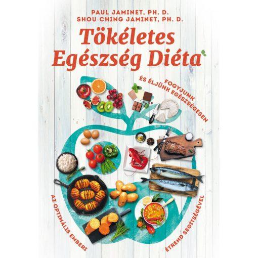 Jaminet: Tökéletes Egészség Diéta - új borító