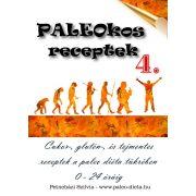 PALEOkos receptkönyv 4.