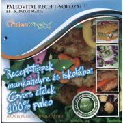 Paleovital receptsorozat II.
