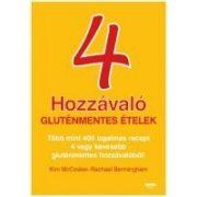 4 hozzávaló gluténmentesen
