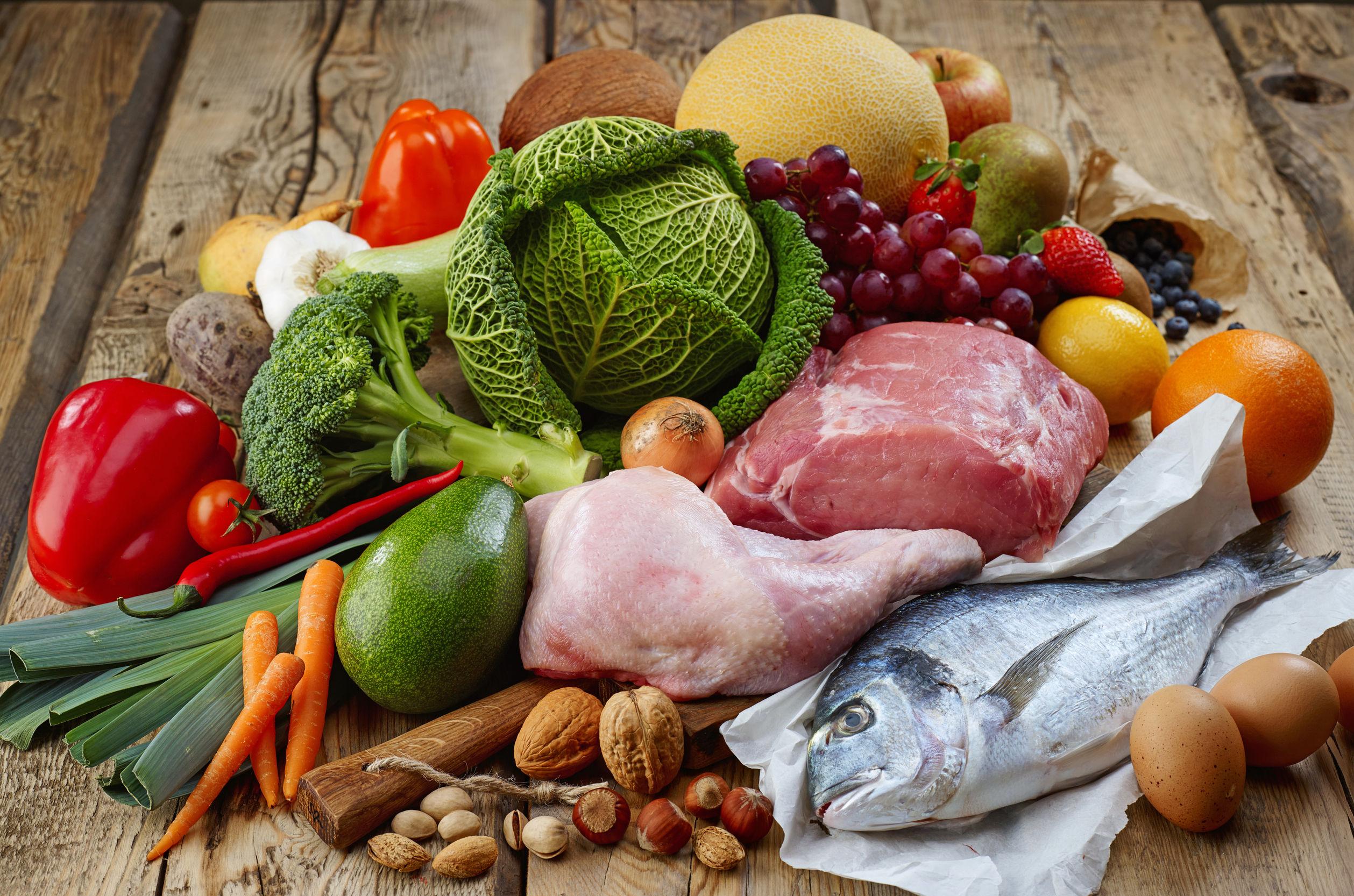 A paleolit diéta négy legfontosabb előnye
