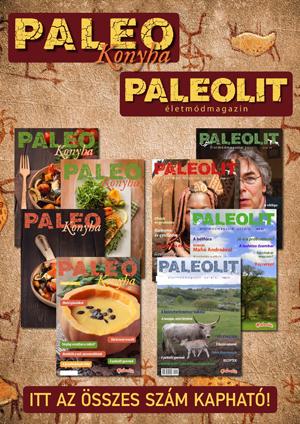 Paleolit Életmód Magazin megrendelése