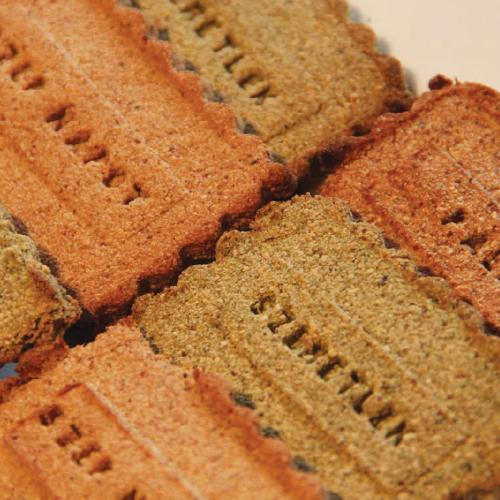 pihe-puha beszélő kekszecskék