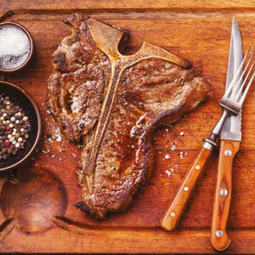 steak hátszínből