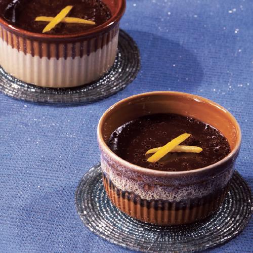 sült csokoládékrém
