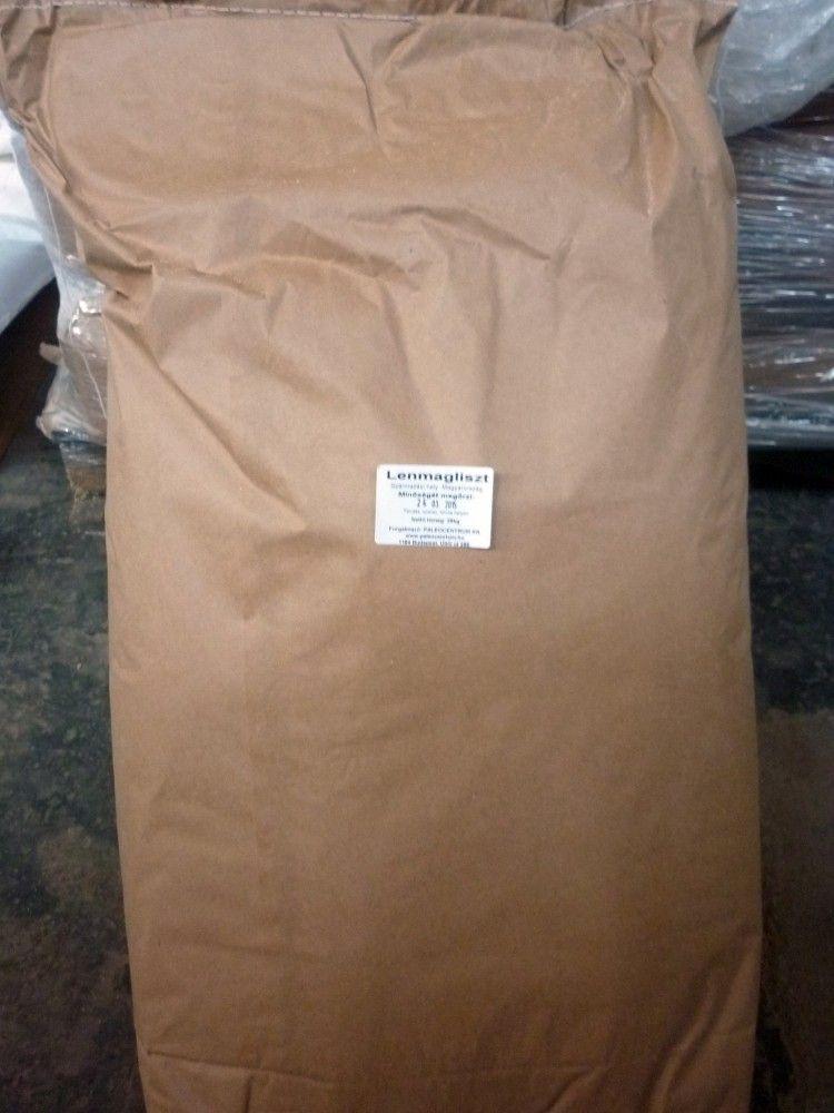 Lenmagliszt 25kg lédig