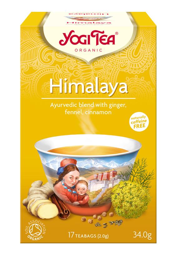 Himalaya tea BIO17x2g Yogi