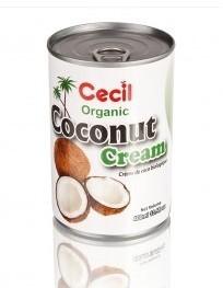 Kókuszkrém BIO 400ml Cecil