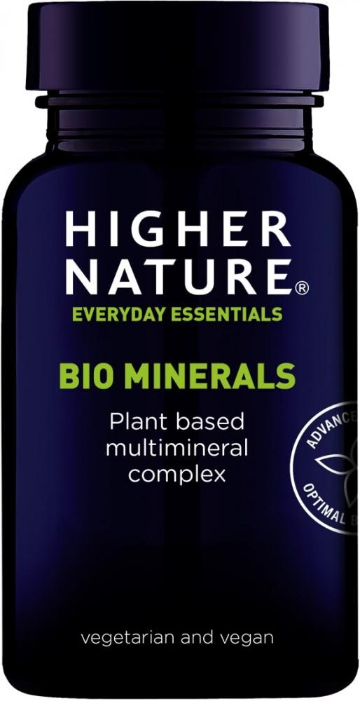 BIO Minerals tabletta 60db Higher Nature