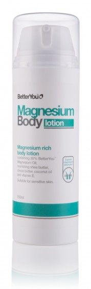 Magnézium testápoló 150ml BetterYou