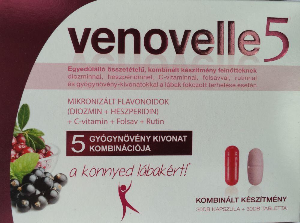 Venovelle5 - a könnyed lábakért!