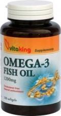 Omega-3 1200mg  (90) lágykap VK