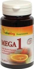 Mega 1 TR multivitamin (30) tabletta Vitaking