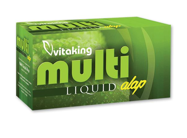Multi Liquid Alap (30) lágykapszula VK