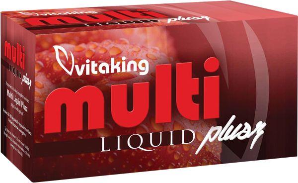 Multi Liquid Plusz (30) lágykapszula VK