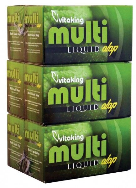 Multi Liquid Alap (180) lágykapszula VK